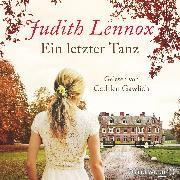 Cover-Bild zu Ein letzter Tanz (Audio Download) von Lennox, Judith