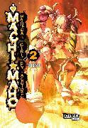 Cover-Bild zu Souryu: Machimaho 2