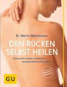 Cover-Bild zu Den Rücken selbst heilen von Marianowicz, Martin
