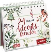 Cover-Bild zu 24 kleine Adventsfreuden