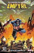 Cover-Bild zu Johnson, Phillip Kennedy: Empyre: Captain America