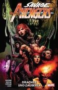Cover-Bild zu Duggan, Gerry: Savage Avengers