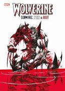 Cover-Bild zu Duggan, Gerry: Wolverine: Schwarz, Weiß & Blut