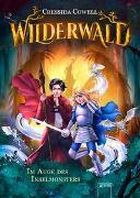 Cover-Bild zu Cowell, Cressida: Wilderwald (3). Im Auge des Inselmonsters
