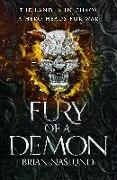 Cover-Bild zu Naslund, Brian: Fury of a Demon