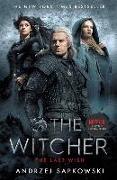 Cover-Bild zu Sapkowski, Andrzej: The Last Wish