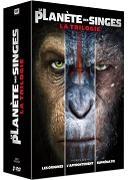 Cover-Bild zu Rupert Wyatt (Reg.): La Planète des Singes - La Trilogie