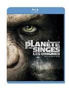 Cover-Bild zu Rupert Wyatt (Reg.): La Planète des Singes : Les origines