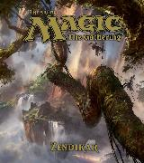 Cover-Bild zu Wyatt, James: The Art of Magic: The Gathering - Zendikar