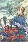 Cover-Bild zu Kuwabara, Taku: Quin Zaza - Die letzten Drachenfänger 4