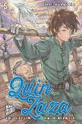 Cover-Bild zu Kuwabara, Taku: Quin Zaza - Die letzten Drachenfänger 5