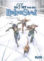 Cover-Bild zu Djian, Jean-Blaise: Die Vier von der Baker Street 03. Die Nachtigall von Stepney