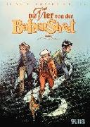 Cover-Bild zu Djian, Jean-Blaise: Die Vier von der Baker Street. Band 8