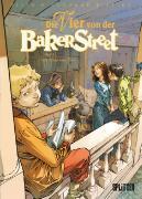 Cover-Bild zu Djian, Jean-Blaise: Die Vier von der Baker Street 06