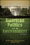 Cover-Bild zu Daynes, Byron W.: American Politics and the Environment, Second Edition (eBook)