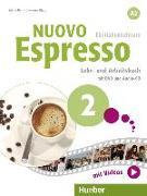 Cover-Bild zu Nuovo Espresso A2. Lehr- und Arbeitsbuch von Rizzo, Giovanna