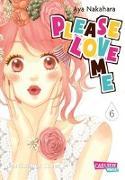 Cover-Bild zu Nakahara, Aya: Please Love Me 6