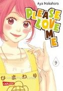 Cover-Bild zu Nakahara, Aya: Please Love Me 9