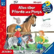 Cover-Bild zu Wieso? Weshalb? Warum? Alles über Pferde und Ponys (Audio Download) von Erne, Andrea
