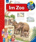 Cover-Bild zu Wieso? Weshalb? Warum? Im Zoo (Band 45) von Erne, Andrea