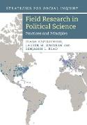 Cover-Bild zu Kapiszewski, Diana: Field Research in Political Science