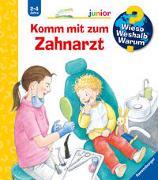 Cover-Bild zu Wieso? Weshalb? Warum? junior: Komm mit zum Zahnarzt (Band 64) von Rübel, Doris