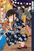 Cover-Bild zu Oda, Tomohito: Komi can't communicate 03