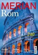 Cover-Bild zu MERIAN Rom von Jahreszeiten Verlag (Hrsg.)