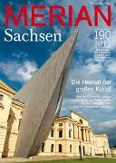 Cover-Bild zu MERIAN Sachsen von Jahreszeiten Verlag (Hrsg.)