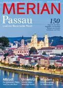Cover-Bild zu MERIAN Passau von Jahreszeiten Verlag (Hrsg.)