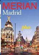 Cover-Bild zu MERIAN Madrid von Jahreszeiten Verlag (Hrsg.)