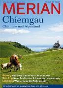 Cover-Bild zu MERIAN Chiemgau von Jahreszeiten Verlag (Hrsg.)