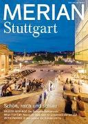 Cover-Bild zu MERIAN Stuttgart von Jahreszeiten Verlag (Hrsg.)