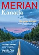 Cover-Bild zu MERIAN Kanada von Jahreszeiten Verlag (Hrsg.)