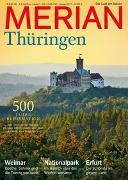 Cover-Bild zu MERIAN Thüringen von Jahreszeiten Verlag (Hrsg.)