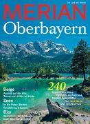 Cover-Bild zu MERIAN Oberbayern von Jahreszeiten Verlag (Hrsg.)
