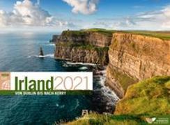 Cover-Bild zu Irland ReiseLust Kalender 2021 von Ackermann Kunstverlag (Hrsg.)