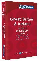 Cover-Bild zu Michelin Great Britain & Ireland 2016