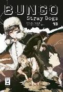 Cover-Bild zu Asagiri, Kafka: Bungo Stray Dogs 13