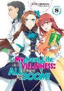 Cover-Bild zu Yamaguchi Satoru: My Next Life as a Villainess: All Routes Lead to Doom! Volume 8