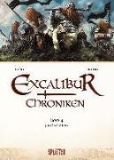 Cover-Bild zu Istin, Jean-Luc: Excalibur Chroniken 04. Patricius