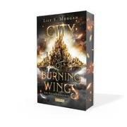 Cover-Bild zu City of Burning Wings. Die Aschekriegerin von Morgan, Lily S.