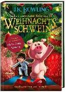 Cover-Bild zu Jacks wundersame Reise mit dem Weihnachtsschwein von Rowling, J.K.