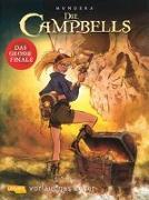 Cover-Bild zu Munuera, Jose Luis: Die Campbells 5: Die drei Flüche