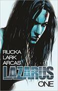 Cover-Bild zu Greg Rucka: Lazarus Volume 1
