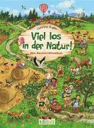 Cover-Bild zu Viel los in der Natur! von Loewe Naturkind (Hrsg.)