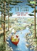 Cover-Bild zu Ein Fluss nimmt dich mit auf Reisen von Weightman, Magnus