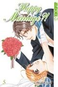 Cover-Bild zu Enjoji, Maki: Happy Marriage?! Sammelband 05