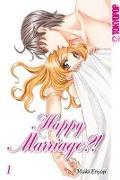 Cover-Bild zu Enjoji, Maki: Happy Marriage?! Sammelband 01