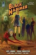 Cover-Bild zu Lemire, Jeff: Black Hammer Library Edition Volume 1